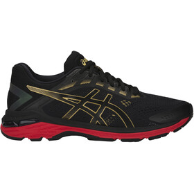 buy online c754a f037e asics GT-2000 7 Shoes Men black rich gold
